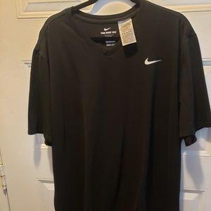Nike Shirts - Nike 3XLT v neck SS black Tshirt worn once
